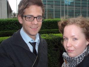 Jenny & Petter at CSD